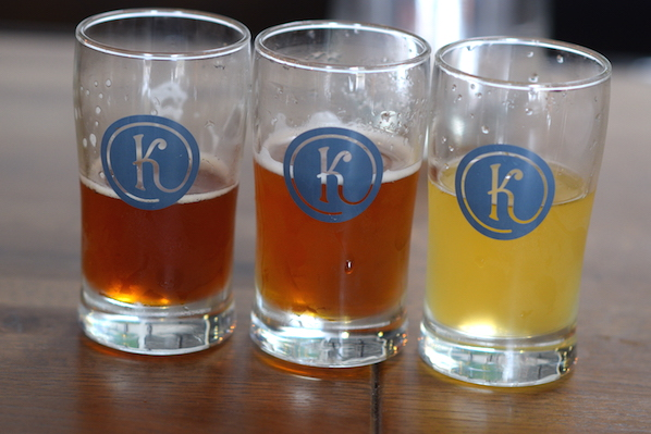 Kindred tasting glasses