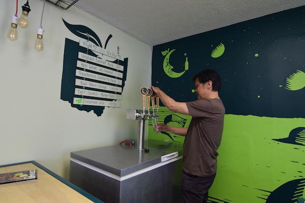 Mad Moon Tasting Room 2