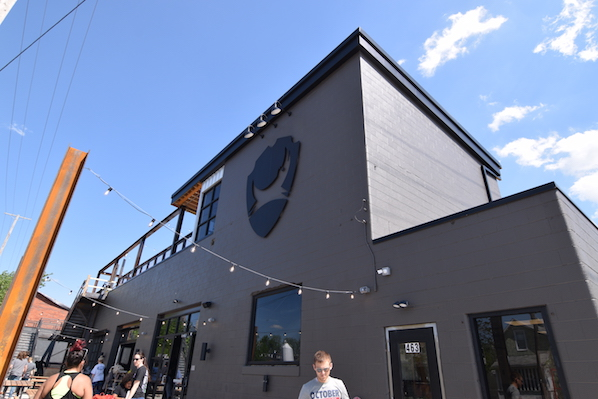First Look Inside Brewdog S New Franklinton Bar Drink Up