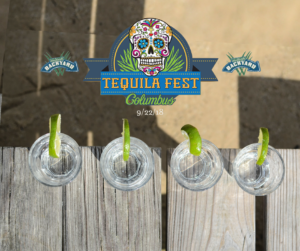 Tequila Fest USA Logo Woodlands Backyard